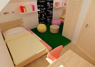 Children's room designs