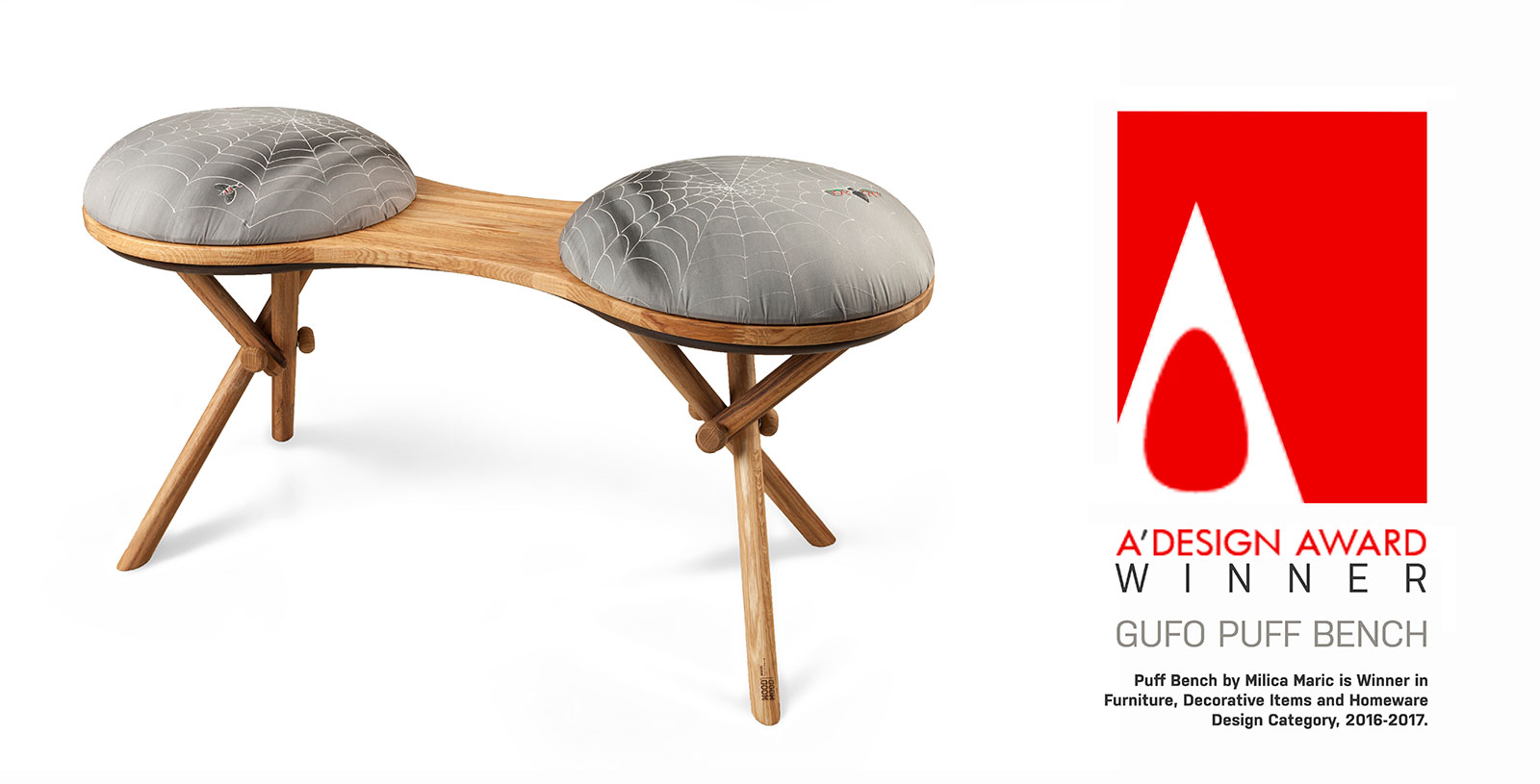 Wood mood design by milica mari for Chair design awards