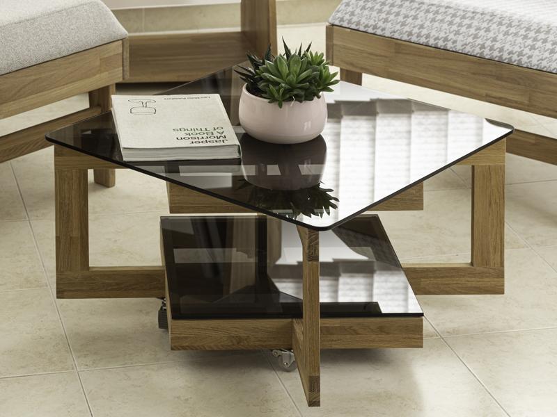 WM/2 coffee table