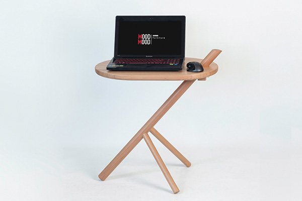 Up / Down Laptop Table